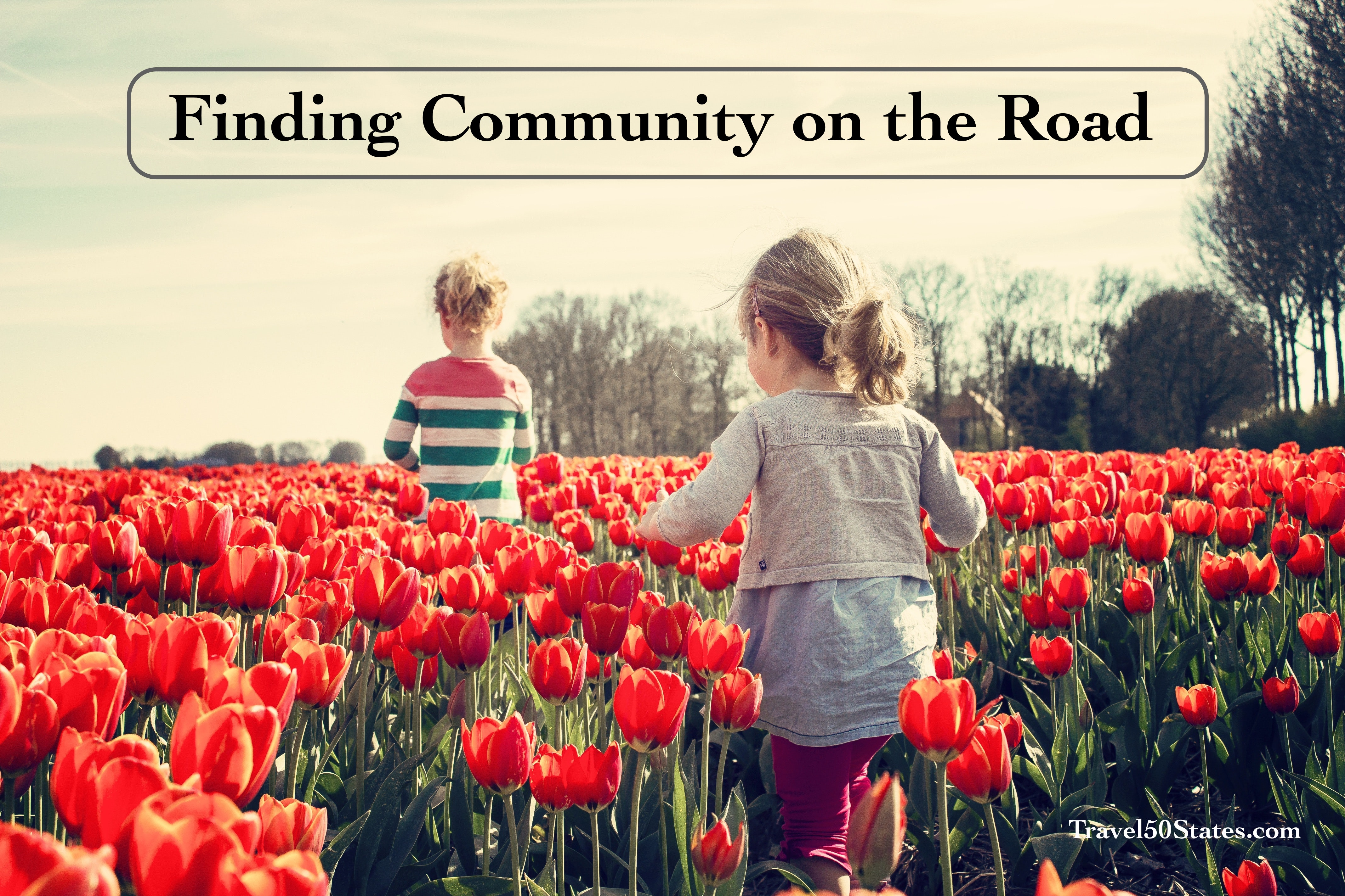 Finding Community on the Road