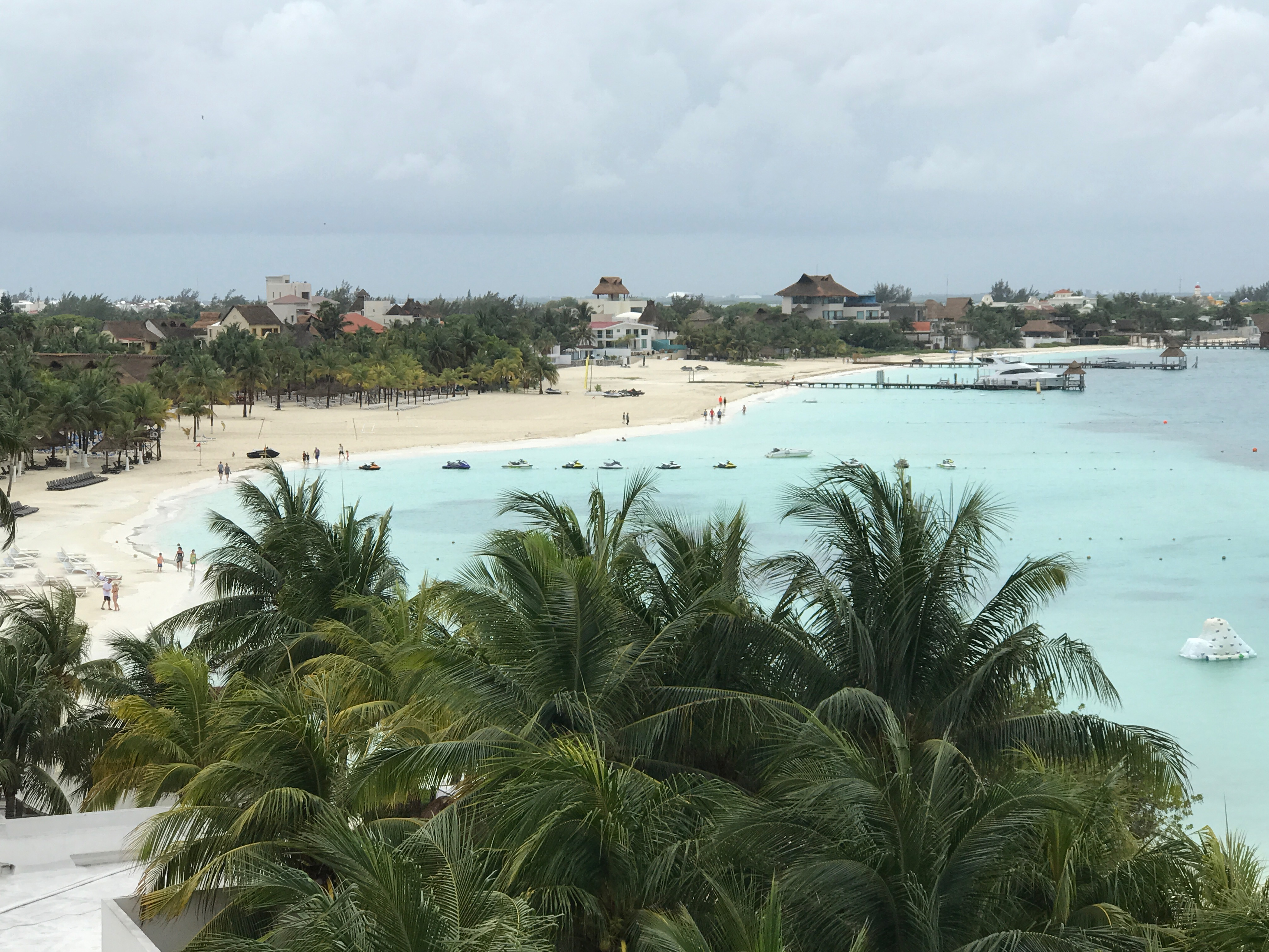 The End of Our Mexico Adventure: Cancun