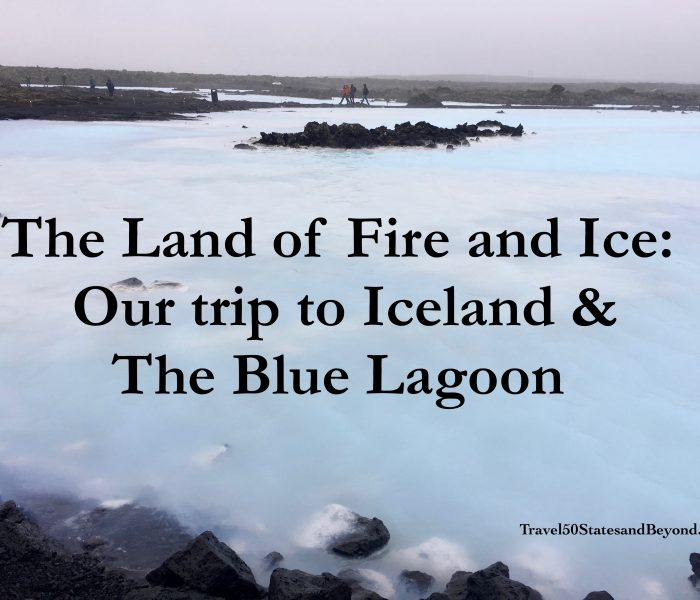 Off to the Land of Fire & Ice: Iceland